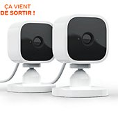 Caméra de sécurité Blink Mini 2 caméras