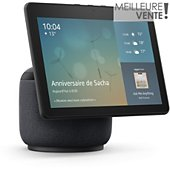 Assistant vocal Amazon Echo Show 10 Noir
