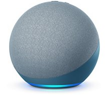Assistant vocal Amazon  Echo 4 Bleu gris