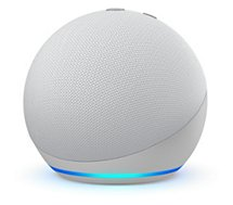 Assistant vocal Amazon  Echo Dot 4 Blanc