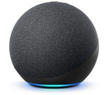 Assistant vocal Amazon  Echo 4 Anthracite
