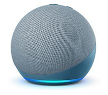 Assistant vocal Amazon  Echo Dot 4 Bleu Gris