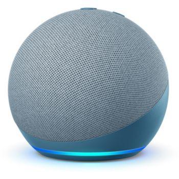 Amazon Echo Dot 4 Bleu Gris