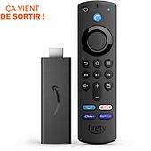 Passerelle multimédia Amazon Fire TV Stick avec Télécommande Alexa