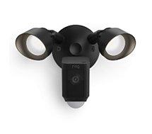 Caméra de sécurité Ring  Floodlight Cam Wired  PLUS Noir