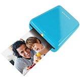 Imprimante photo portable Polaroid ZIP bleue