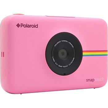 polaroid snap touch rose appareil photo compact boulanger. Black Bedroom Furniture Sets. Home Design Ideas