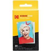 Papier photo instantané Kodak Film Printomatic 20 poses