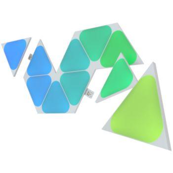 Nanoleaf Shapes Triangles Mini Expansion-10PK