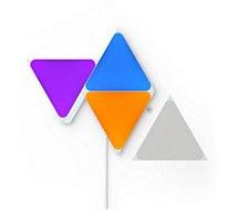 Panneaux lumineux Nanoleaf  Shapes Triangles Kit - 4PK