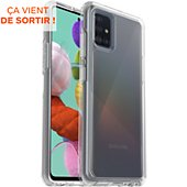 Coque Otterbox Samsung A51 Symmetry transparent