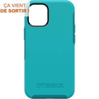 Otterbox iPhone 12 mini Symmetry bleu