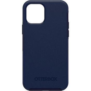 Otterbox iPhone 12/12 Pro Symmetry Magsafe bleu