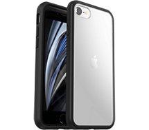Coque Otterbox  iPhone 6/7/8/SE 2020 React noir