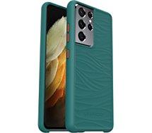 Coque Lifeproof  Samsung S21 Ultra Wake bleu