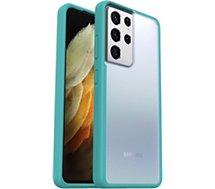 Coque Otterbox  Samsung S21 Ultra React bleu