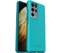 Coque Otterbox  Samsung S21 Ultra Symmetry bleu