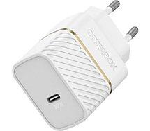 Chargeur Otterbox  USB-C 30W blanc