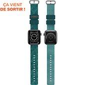 Bracelet Lifeproof Apple Watch 4/5/SE/6 44mm vert