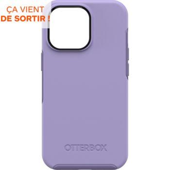 Otterbox iPhone 13 Pro Symmetry violet