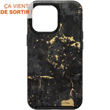 Otterbox iPhone 13 Pro Symmetry noir/or