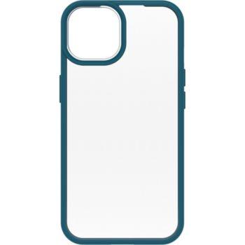 Otterbox iPhone 13 React transparent/bleu