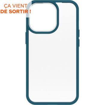 Otterbox iPhone 13 Pro React transparent/bleu