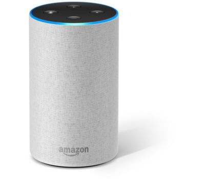 Assistant vocal Amazon Echo 2 tissu Sable