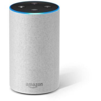 Amazon Echo 2 tissu Sable