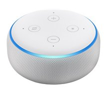 Assistant vocal Amazon  Echo Dot 3 Blanc