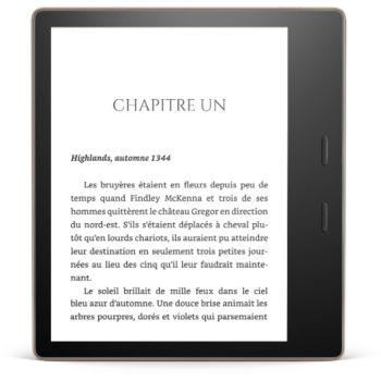 Amazon Nouveau Kindle Oasis 32Go - Doré