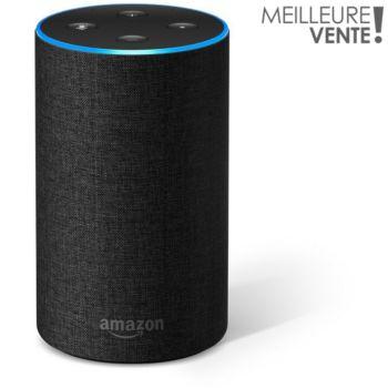 Amazon Echo 2 tissu Anthracite