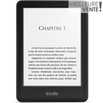 Amazon Nouveau Kindle 6' Noir 4Go
