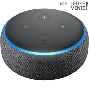 Amazon Echo Dot 3 Noir