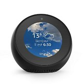 Assistant vocal Amazon Echo Spot Noir