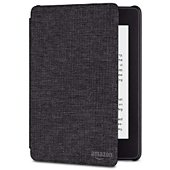 Etui Amazon Cover Kindle Paperwhite Tissu Noir