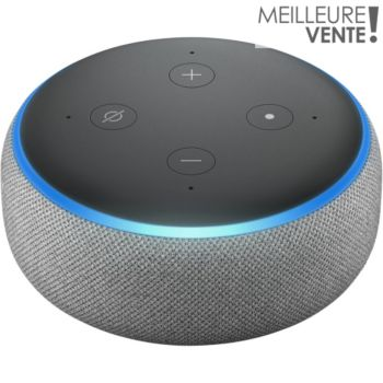Amazon Echo Dot 3 Gris