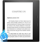 Liseuse eBook Amazon Kindle Oasis 7 Graphite