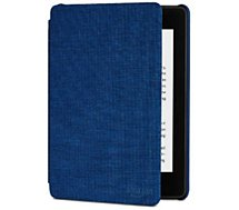 Etui Amazon Cover Kindle Paperwhite Tissu Bleu