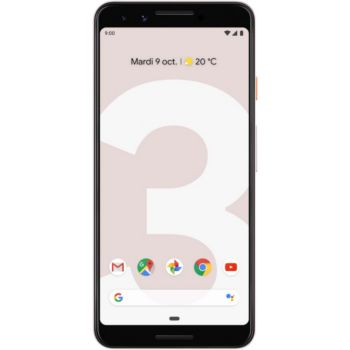 Google Pixel 3 64Go Subtilement rose 				 			 			 			 				reconditionné