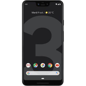 Google Pixel 3 XL 64Go Simplement noir