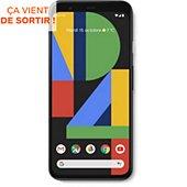 Smartphone Google Pixel 4 64 Go Simplement noir