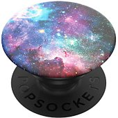Support smartphone Popsocket PopSockets Grip Blue Nebula