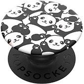 Support smartphone Popsocket PopSockets Grip Pandamonium
