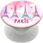 Support smartphone Popsocket PopSockets Grip Paris Love