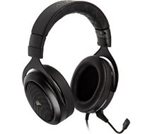 Casque gamer Corsair HS50 STEREO Gaming Carbon