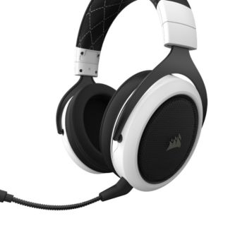 Corsair HS70 WIRELESS Gaming White