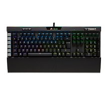 Clavier gamer Corsair K95 RGB PLATINUM Cherry MX Speed Black