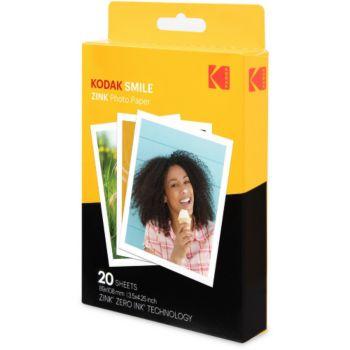 Kodak Zink 3x4 20 feuilles KODAK smile classic