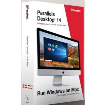 Parallels Parallels Desktop 14 Retail Box EU
